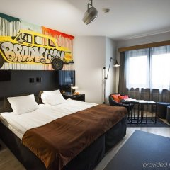 Отель Hotell Liseberg Heden комната для гостей