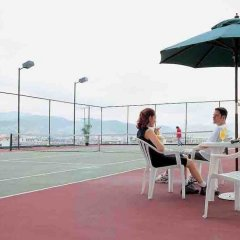 Royal Mediterranean Hotel спортивное сооружение