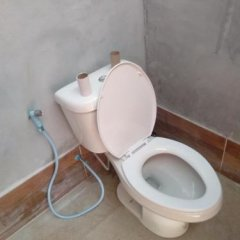 Отель Lanta Local Hut Ланта ванная фото 2