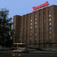 Гостиница ДерябинЪ вид на фасад фото 2