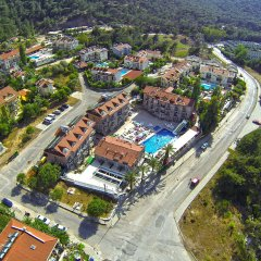 Flora Palm Resort Турция, Олудениз - отзывы, цены и фото номеров - забронировать отель Flora Palm Resort онлайн бассейн