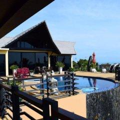 Отель Naamtao Villa Resort Самуи бассейн