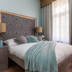 Отель Gorgeous Prague Rooms Прага комната для гостей фото 2