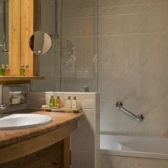 Hotel Mont Vallon Meribel ванная