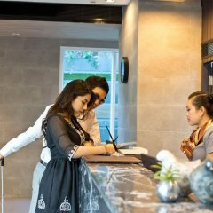 Hotel Amber Sukhumvit 85 Бангкок спа