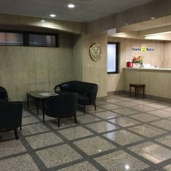 Отель Smille Nihonbashi-Mitsukoshimae Токио интерьер отеля
