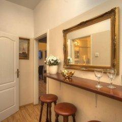 Отель Donatello Прага ванная