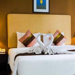 Отель The Patra Hotel - Rama 9 Таиланд, Бангкок - 1 отзыв об отеле, цены и фото номеров - забронировать отель The Patra Hotel - Rama 9 онлайн комната для гостей фото 3