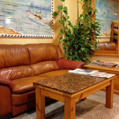Отель Hostal Los Corchos интерьер отеля фото 2