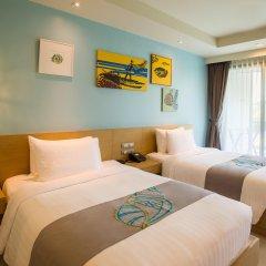 Отель Holiday Inn Resort Krabi Ao Nang Beach комната для гостей фото 2