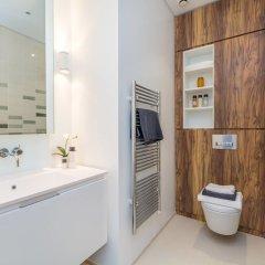 Отель Urban Chic - Chiltern and Baker Великобритания, Лондон - отзывы, цены и фото номеров - забронировать отель Urban Chic - Chiltern and Baker онлайн ванная