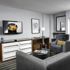 Отель Arts Канада, Калгари - отзывы, цены и фото номеров - забронировать отель Arts онлайн комната для гостей фото 4