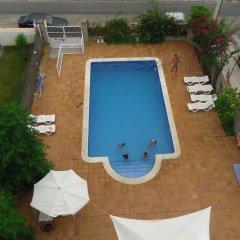 Отель Sant Jordi Испания, Калафель - отзывы, цены и фото номеров - забронировать отель Sant Jordi онлайн бассейн фото 2