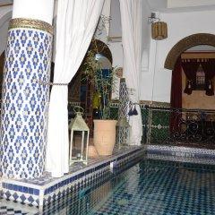 Отель Riad Assalam Марокко, Марракеш - отзывы, цены и фото номеров - забронировать отель Riad Assalam онлайн бассейн фото 3