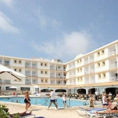 Отель SunConnect Los Delfines Hotel Испания, Кала-эн-Форкат - отзывы, цены и фото номеров - забронировать отель SunConnect Los Delfines Hotel онлайн фитнесс-зал