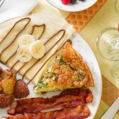 Отель Hawthorne Park Bed and Breakfast США, Колумбус - отзывы, цены и фото номеров - забронировать отель Hawthorne Park Bed and Breakfast онлайн питание фото 3