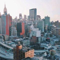 Отель Yotel New York at Times Square фото 4