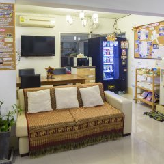 Отель Gems Park Бангкок интерьер отеля фото 2