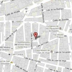Отель Suite Prado Мадрид интерьер отеля