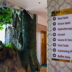Galina Hotel & Spa интерьер отеля фото 2