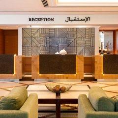 Отель Coral Deira Дубай интерьер отеля