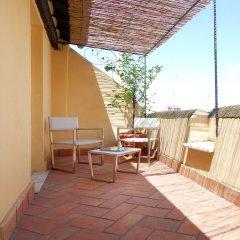 Апартаменты Navona Luxury Apartments балкон фото 3