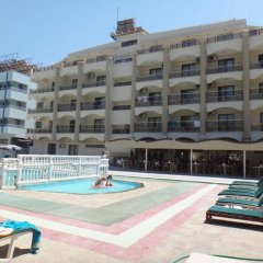Temple Beach Hotel Турция, Алтинкум - отзывы, цены и фото номеров - забронировать отель Temple Beach Hotel онлайн бассейн
