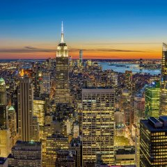 Отель Hilton New York Fashion District США, Нью-Йорк - отзывы, цены и фото номеров - забронировать отель Hilton New York Fashion District онлайн фото 4