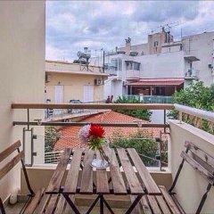 Отель Modern & Lovely Athenian Riviera Apartment with FREE PARKING! Греция, Афины - отзывы, цены и фото номеров - забронировать отель Modern & Lovely Athenian Riviera Apartment with FREE PARKING! онлайн балкон