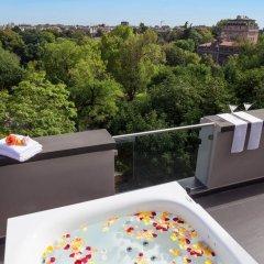 Отель Manin Италия, Милан - 10 отзывов об отеле, цены и фото номеров - забронировать отель Manin онлайн балкон