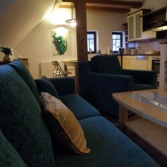 Отель Penzion U Matesa Чешский Крумлов комната для гостей фото 3