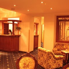 Отель Bajkal Чехия, Франтишкови-Лазне - отзывы, цены и фото номеров - забронировать отель Bajkal онлайн интерьер отеля фото 3