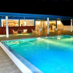 Отель Blue Bay Villas Греция, Остров Санторини - отзывы, цены и фото номеров - забронировать отель Blue Bay Villas онлайн бассейн фото 3