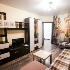 Гостиница 1 bedroom apart on Michurinskaya 142 в Тамбове отзывы, цены и фото номеров - забронировать гостиницу 1 bedroom apart on Michurinskaya 142 онлайн Тамбов комната для гостей фото 2