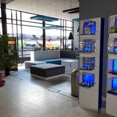Отель Cityhostel Berlin банкомат