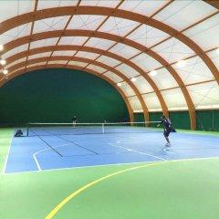 Отель L'Oasi del Fauno Country House Казаль-Велино спортивное сооружение