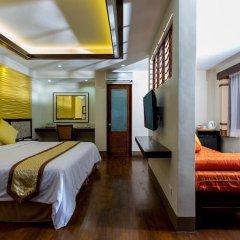 Отель Bohol Beach Club Resort комната для гостей фото 5