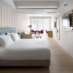 Отель Athens Tiare Hotel Греция, Афины - 1 отзыв об отеле, цены и фото номеров - забронировать отель Athens Tiare Hotel онлайн комната для гостей фото 3