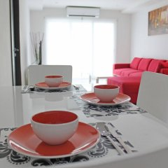 Отель The Place Pratumnak by Pattaya Sunny Rentals Таиланд, Паттайя - отзывы, цены и фото номеров - забронировать отель The Place Pratumnak by Pattaya Sunny Rentals онлайн комната для гостей фото 3