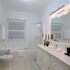 Отель Quinta Abelheira Понта-Делгада ванная