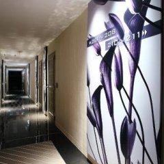 Отель Vert Япония, Фукуока - отзывы, цены и фото номеров - забронировать отель Vert онлайн интерьер отеля