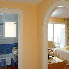 Hotel Les Palmeres ванная