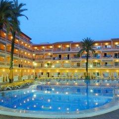 Отель Bahia Tropical Альмуньекар бассейн фото 3