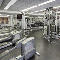 Отель The Wyndham Midtown 45 фитнесс-зал