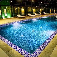 Отель Ladalat Hotel Вьетнам, Далат - отзывы, цены и фото номеров - забронировать отель Ladalat Hotel онлайн бассейн фото 2