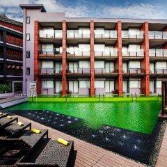 Отель Krabi La Playa Resort развлечения