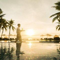 Отель Intercontinental Hua Hin Resort бассейн