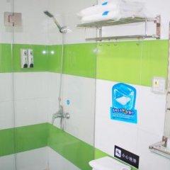 Отель 7 Days Inn Wuda Garden ванная