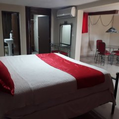 Отель Olimpo Доминикана, Ла-Романа - отзывы, цены и фото номеров - забронировать отель Olimpo онлайн комната для гостей фото 4