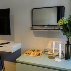 Отель Designer-home 50m. from Nyhavn Дания, Копенгаген - отзывы, цены и фото номеров - забронировать отель Designer-home 50m. from Nyhavn онлайн удобства в номере фото 2